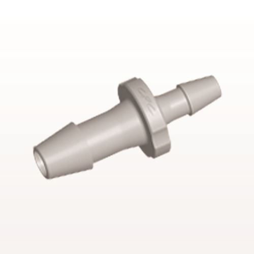 Straight Reducer Connector, Barbed, Natural - HSR64