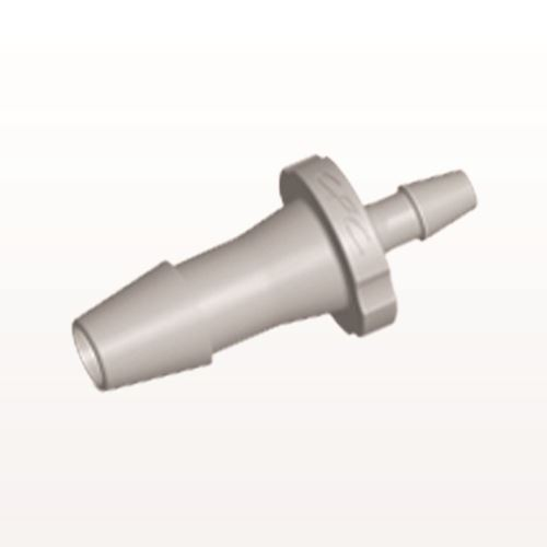 Straight Reducer Connector, Barbed, Natural - HSR84