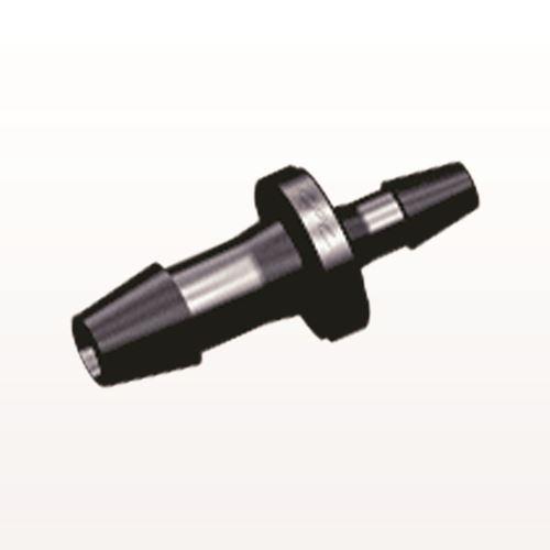 Straight Reducer Connector, Barbed, Black - HSR6431