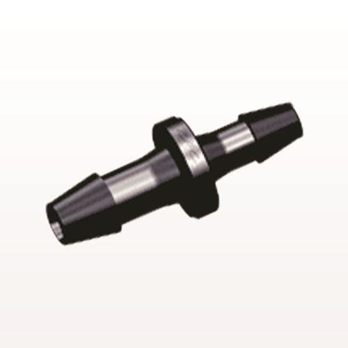 Straight Reducer Connector, Barbed, Black - HSR6531