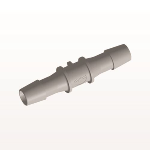 Straight Connector, Barbed, Natural - HS12