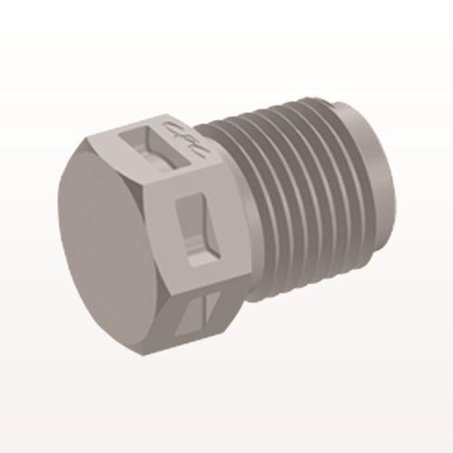 Threaded Plug, Natural - N4P