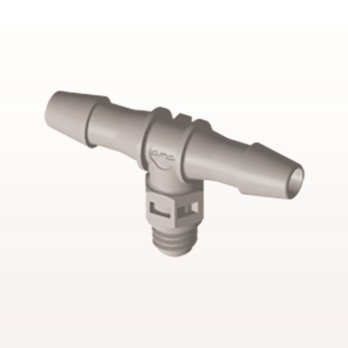 T Connector, Barbed, Natural - MT5