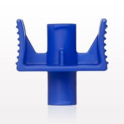 Female Luer Lock to Female Luer Lock Connector, Blue