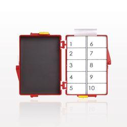 Devon® Needle Counter, Magnet/Foam, with Locks, Adhesive Tabs - 73081