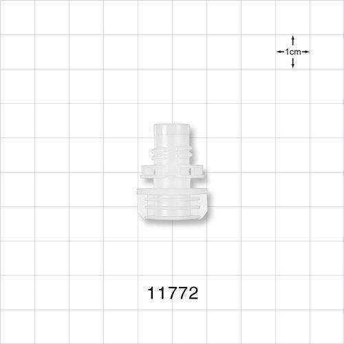 Pouch Spout, Natural - 11772