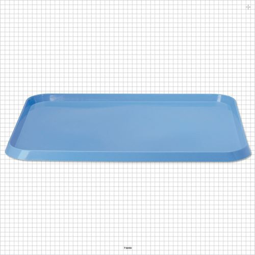 Large Mayo Tray, Blue - 73069