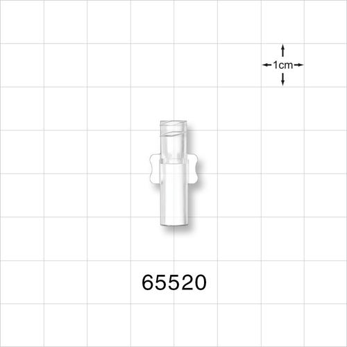 Female Luer Lock Connector - 65520
