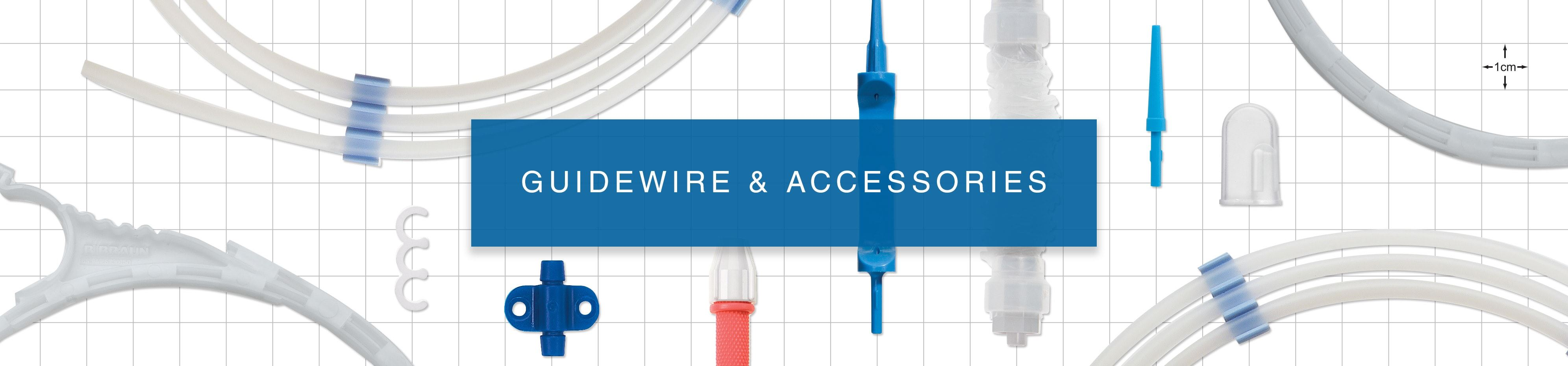 Picture for category Guide Wire & Catheter Accessories