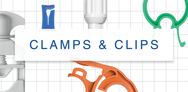 Picture for category Clamps & Clips