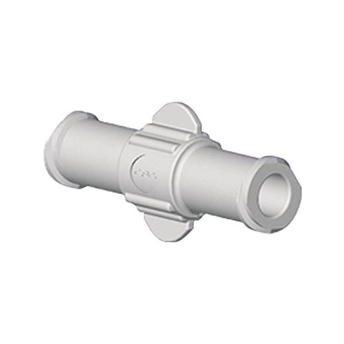 Female to Female Luer Lock Connector, Natural - LFU91