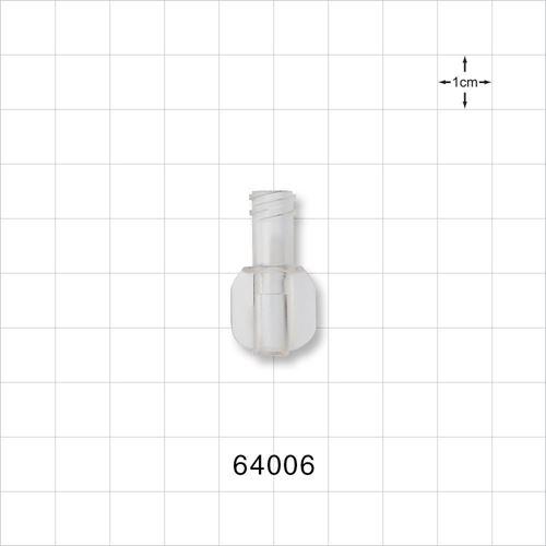 Female Luer Lock Connector - 64006
