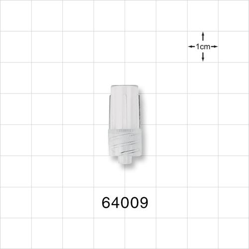 Male Luer Lock Connector - 64009