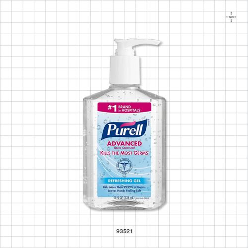 Purell® Advanced Instant Hand Sanitizer - 93521