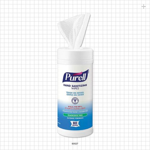 Purell® Hand Sanitizing Wipes - 93527