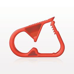 Pinch Clamp, Red - 140071