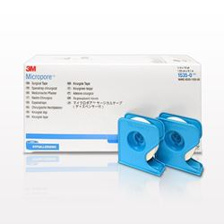 3M Micropore™ Surgical Tape with Dispenser - 96706