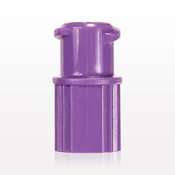 Female ENFit® Connector, Purple - 40070