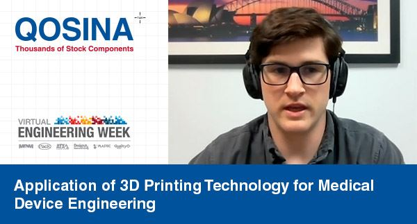 Application of 3D Printing Technology for Medical Device Engineering