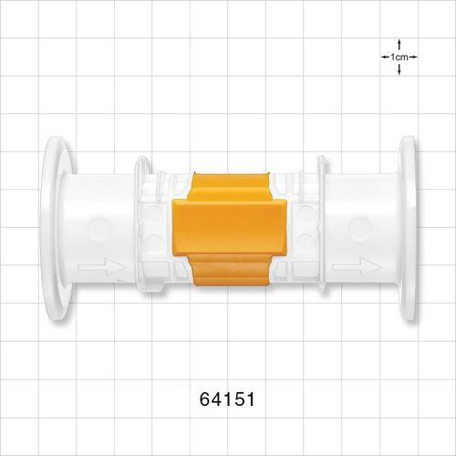 BioPAT® Flow Pipe, Sanitary Flange - 64151