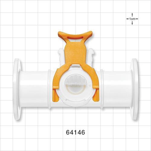BioPAT® Pressure Pipe, Sanitary Flange - 64146