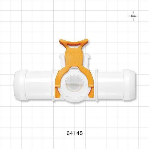 BioPAT® Pressure Pipe, Barbed - 64145