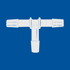 Picture for category Tube-to-Tube Barb Connectors