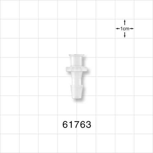 Female Luer Lock to Barb Connector - 61763
